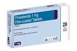 Finasteride 1mg package