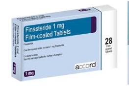 Finasteride 1mg Package