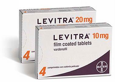 Levitra 20mg and 10mg