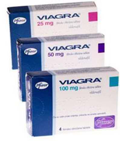 Viagra Tablets (Sildenafil)
