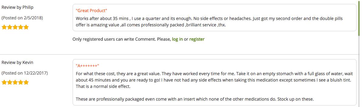 Eriacta Customer Experience