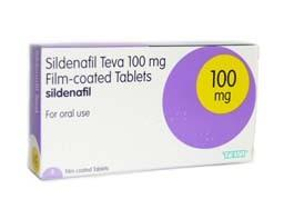 Sildenafil Teva (Generic Sildenafil) from Teva Pharmaceuticals