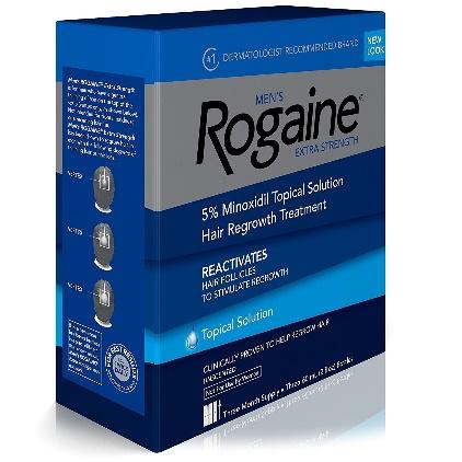 Rogaine topical solution