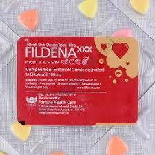 Fildena XXX Packet
