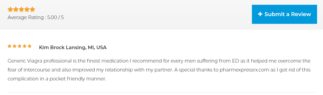 Viagra Pro Review