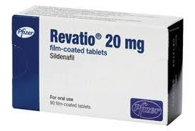 Revatio Sildenafil