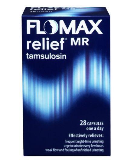 Flomax Capsules (Tamsulosin)