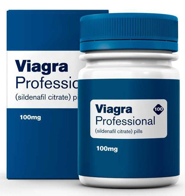 Viagra Professional 100mg Package