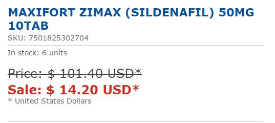 Maxifort Zimax Price